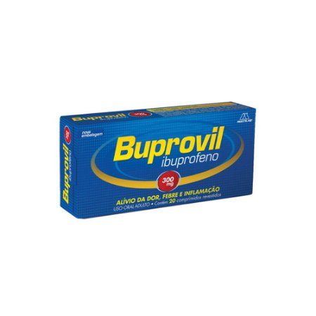 IBUPROFENO 300MG 20CPR - Buprovil