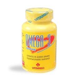 OMEGA-3 60 CAPSULAS (VITAMED)