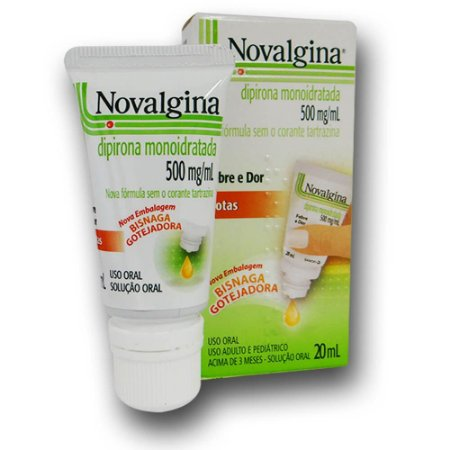 NOVALGINA GTS 20ML