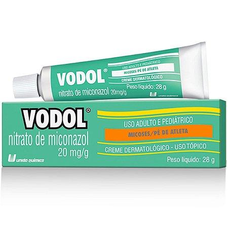 Miconazol - VODOL CR 28GR