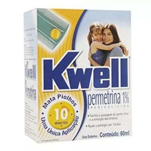 PERMETRINA - KWELL 60ML