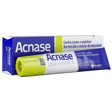 Peróxido de Benzoila - Acnase Gel 20gr