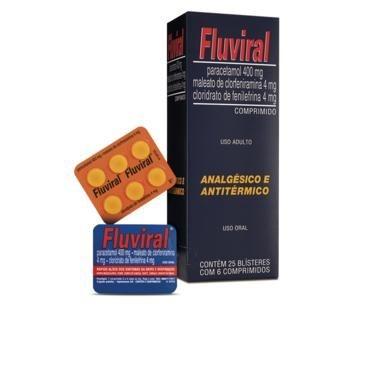 FLUVIRAL 6 CPR