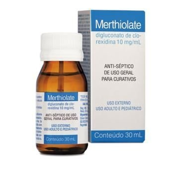 MERTHIOLATE 30ML