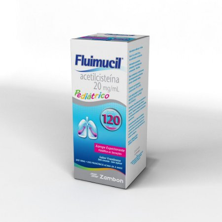 Acetilcisteina - FLUIMUCIL XPE PED 120ML