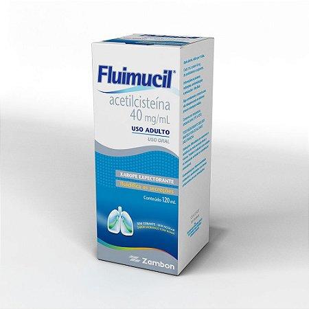 Acetilcisteina - FLUIMUCIL XPE ADT 120ML