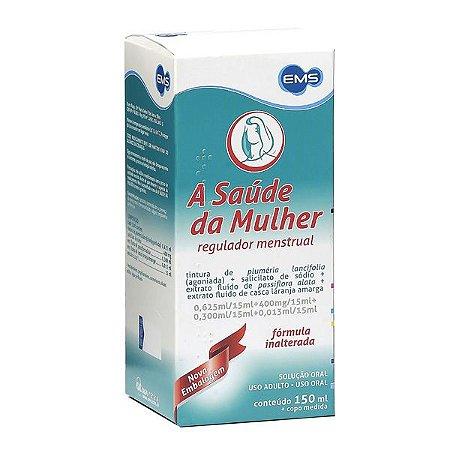 A SAUDE DA MULHER 150ML