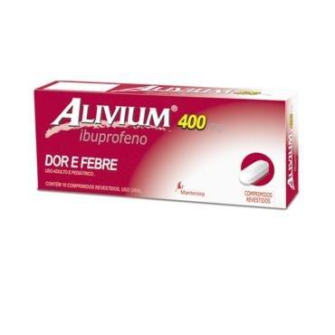 IBUPROFENO 400mg 10cpr - ALIVIUM