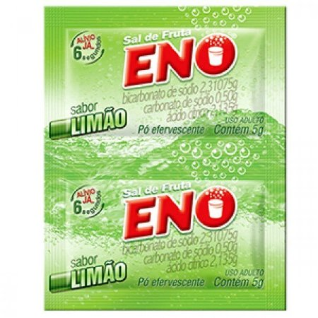 SAL DE FRUTA ENO ENV 5GR LIMAO