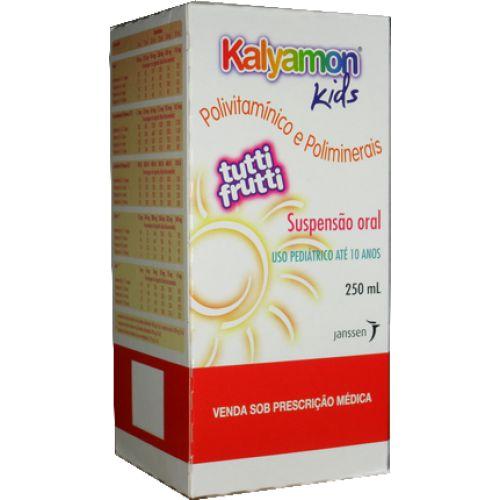POLIVITAMINICO E POLIMINERAIS - KALYAMON KIDS TUTTI FR 250ML