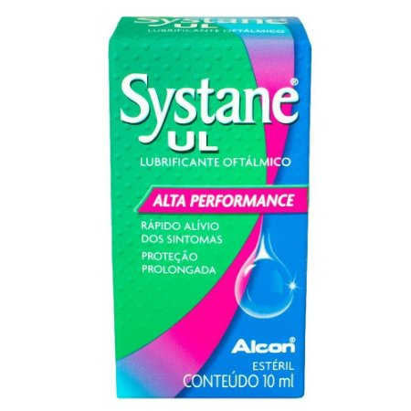 SYSTANE UL COL 10ML PBM ALCON