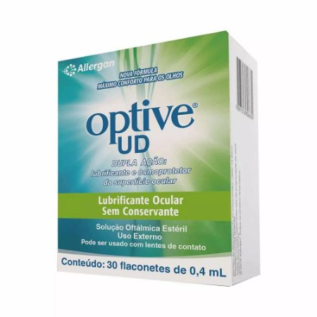 OPTIVE UD 30flaconetes de 0,4ml - Allergan