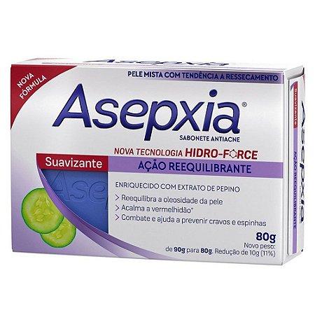 Asepxia Sabonete Antiacne Suavizante 80g
