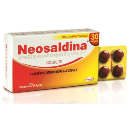 Neosaldina 30cpr