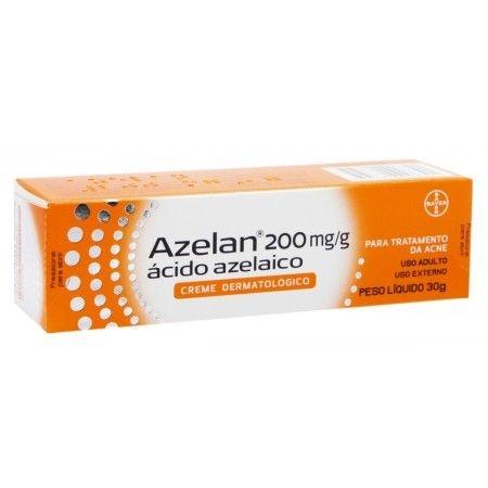 Ácido Azelaico - AZELAN CREME 30G