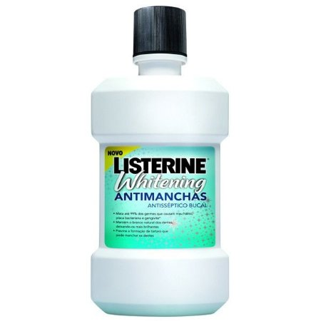 Listerine 500ml Whitening Antimanchas