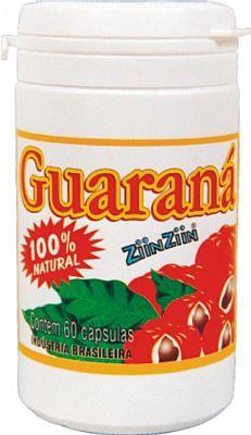Guaraná Ziin Ziin 60 cápsulas