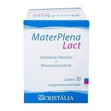 MATERPLENA LACT FR 30 CP