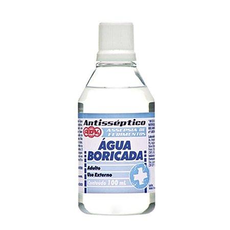 Agua Boricada 100ml ADV