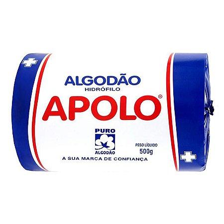 Algodão Apolo 500gr
