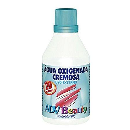 Agua Oxigenada Cremosa 20 ADV 90G
