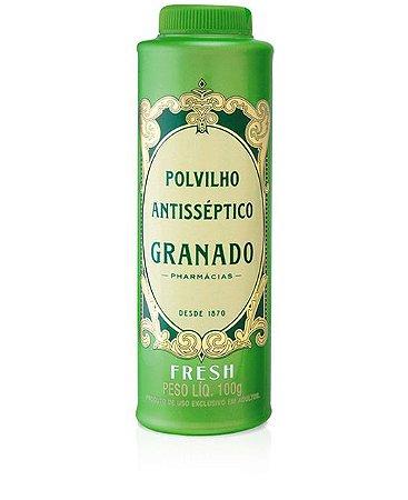 Polvilho Antisseptico Granado 100gr Fresh
