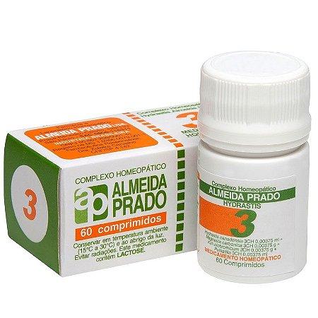 Almeida Prado Complexo Nº3 c/ 60cpr (Sinusite)