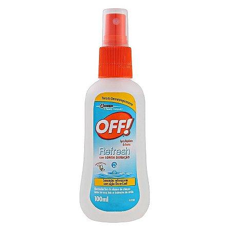Repelente Off Spray Refresh100ml