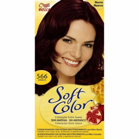 Tintura soft color especial 566 purpura