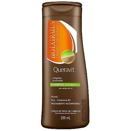 Shampoo Queravit Antirresíduos 250ml -Bio Extratus
