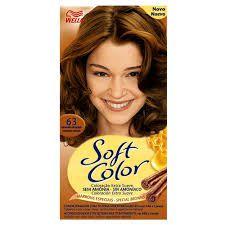 Tintura soft color 63 caramelo dourado