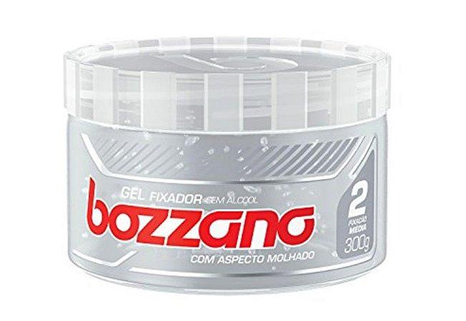 Gel Fixador Bozzano 300grs Incolor Média Fixação