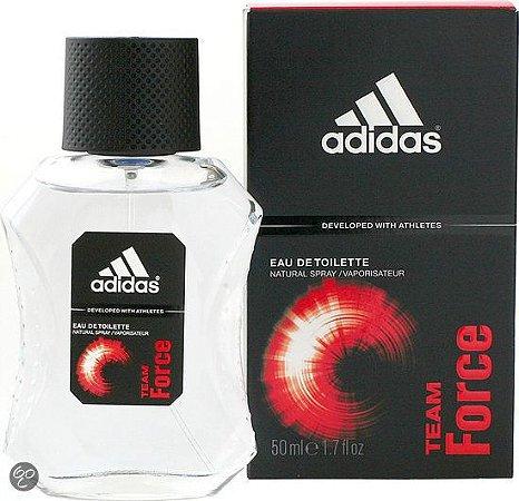 Perfume Adidas For Men Team Force 50ml