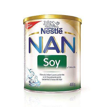 Leite Nan Soy 400gr