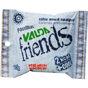 Valda Friends Pastilha S/Acucar 25gr