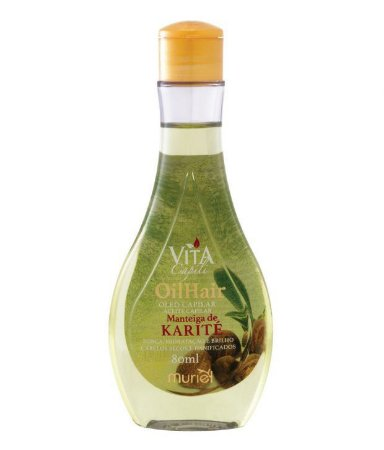 Oleo Capilar Vita Capili Manteiga de Karité 80ml - Muriel
