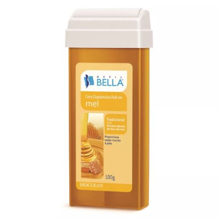 Depil Bella Cera Refil Roll On 100Ggr Favo De Mel