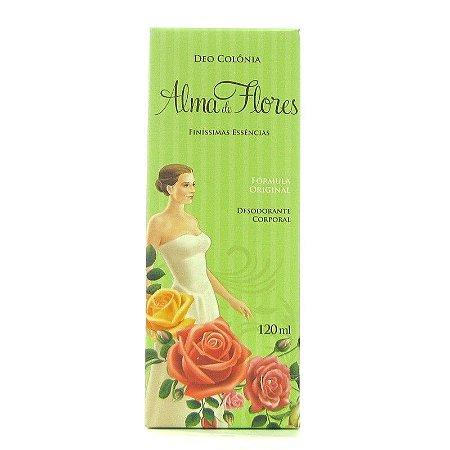 Deo Colonia Alma de Flores 120ml