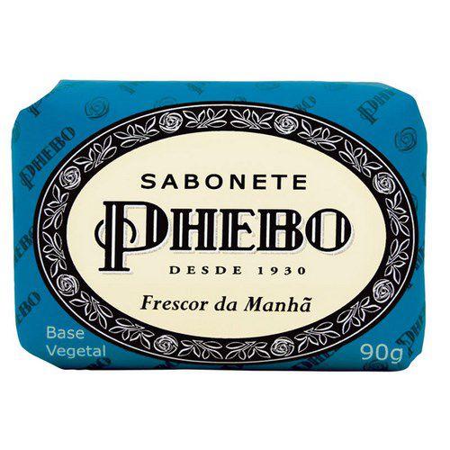 Sabonete Phebo 90gr Frescor da Manhã