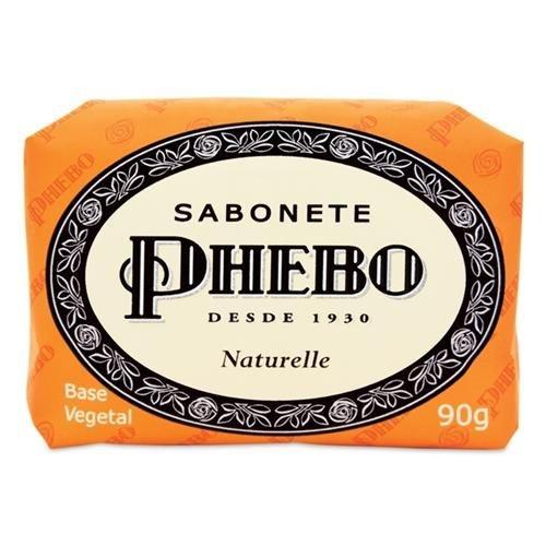 Sabonete Phebo 90gr Naturelle