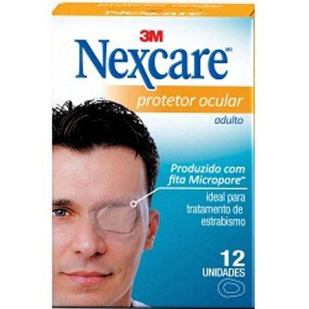 Nexcare 3M Protetor Ocular Adulto 12un