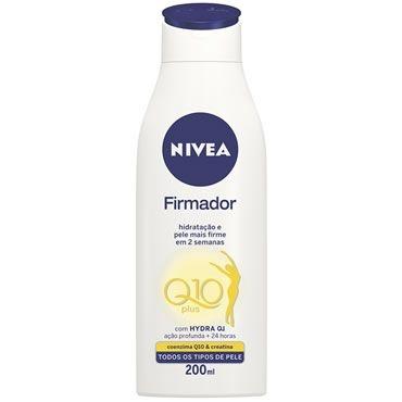 Loção Hidratante Nivea Body Firmador Q10+Vitamica C 200ml