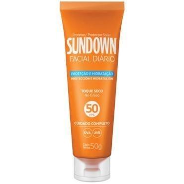 Bloqueador Solar Sundown Facial 50gr FPS 50