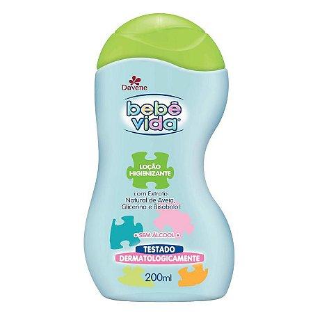 Bebe Vida Loçao Higienizante 200ml