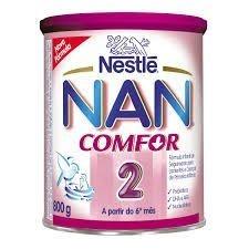 Leite Nan 2 Comfor 800gr