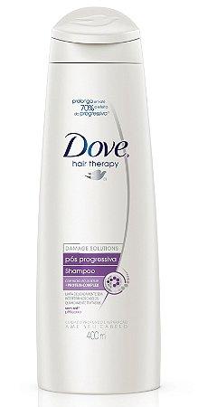 Shampoo Dove Damage Therapy 200ml Pós Progressiva