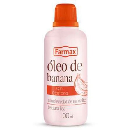 OLEO DE BANANA FARMAX 100 ML