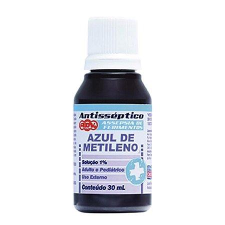 AZUL DE METILENO 30ml ADV