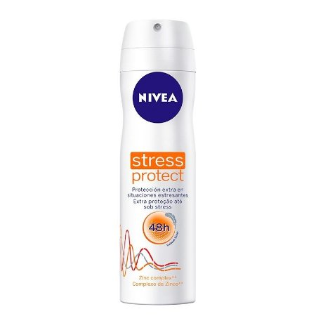 Desodorante Nivea Aerosol 150ml Women Stress Protect