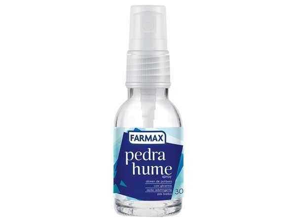 Pedra Hume Farmax Spray 30ml